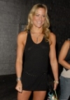 brittany-daniel-signing-autographs-after-leaving-voyeur-nightclub-itty-bitty-black-dress