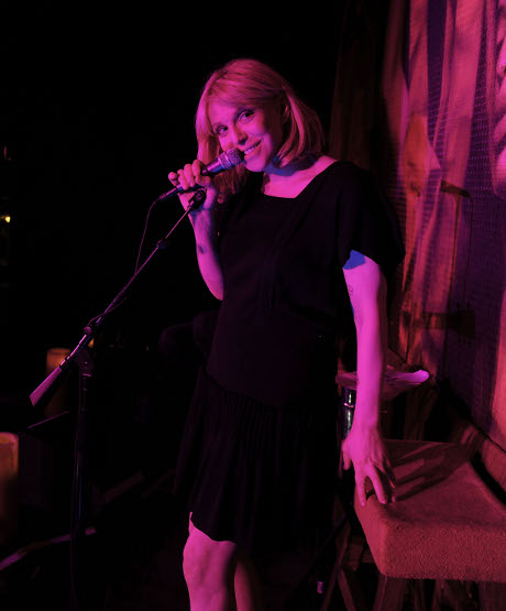 Courtney Love performs at TAO 1